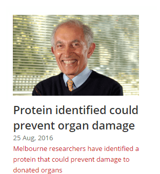 Researchers identify protein