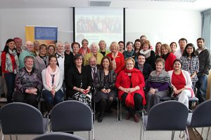 Inner Wheel members keen to learn more about The Ritchie Centre's cord blood research