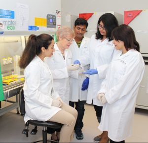 Researchers are bioengineering a new approach for treating pelvic organ prolapse.