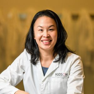 Associate Professor Rebecca Lim from the Amnion Cell Biology Research Group at Hudson Institute