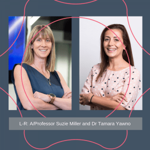 Associate Professor Suzanne Miller and Dr Tamara Yawno look at FGR restrictions altering brain structure in the womb.