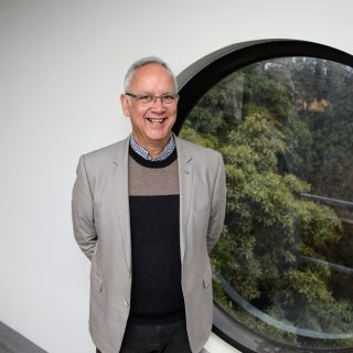 Professor Vincent Harley from the Sex Development Research Group at Hudson Institute