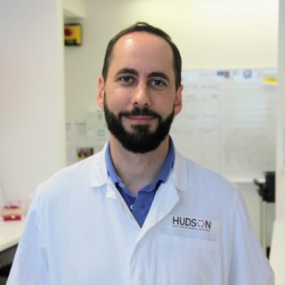 Dr Michael Gantier from the Nucleic Acids and Innate Immunity Research Group at Hudson Institute