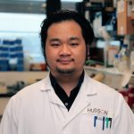 Wai Chin Chong from the Developmental and Cancer Biology Research Group at Hudson Institute