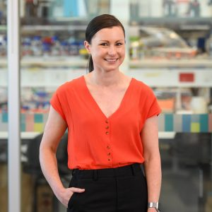 Dr Stacey Ellery's creatine discovery