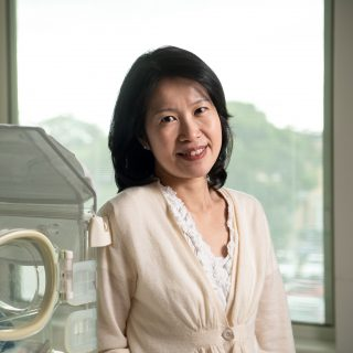 Associate Professor Flora Wong from the Neonatal Brian Protection Research Group at Hudson Institute