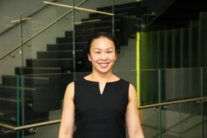 A/Prof Rebecca Lim is developing stem cell therapy treatments for Crohn's